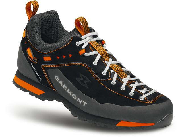 Garmont Dragontail LT Shoes Herre black/orange